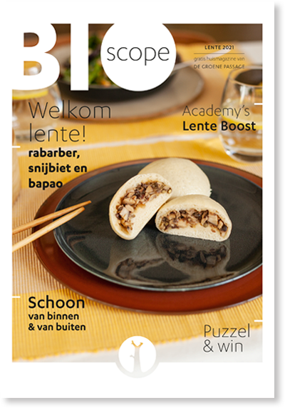 De Lente BIOscope <br> is uit!